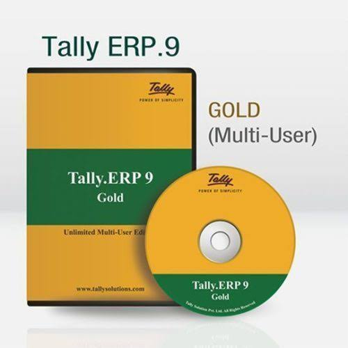 Tally ERP9 Gold- Multi User