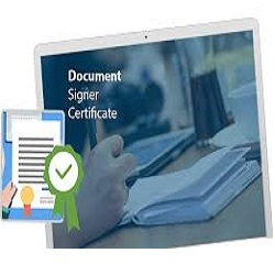 Document Signer Class 2 – Organization-1Year
