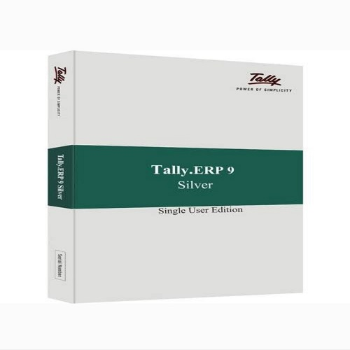 Tally ERP9 Silver-Single User